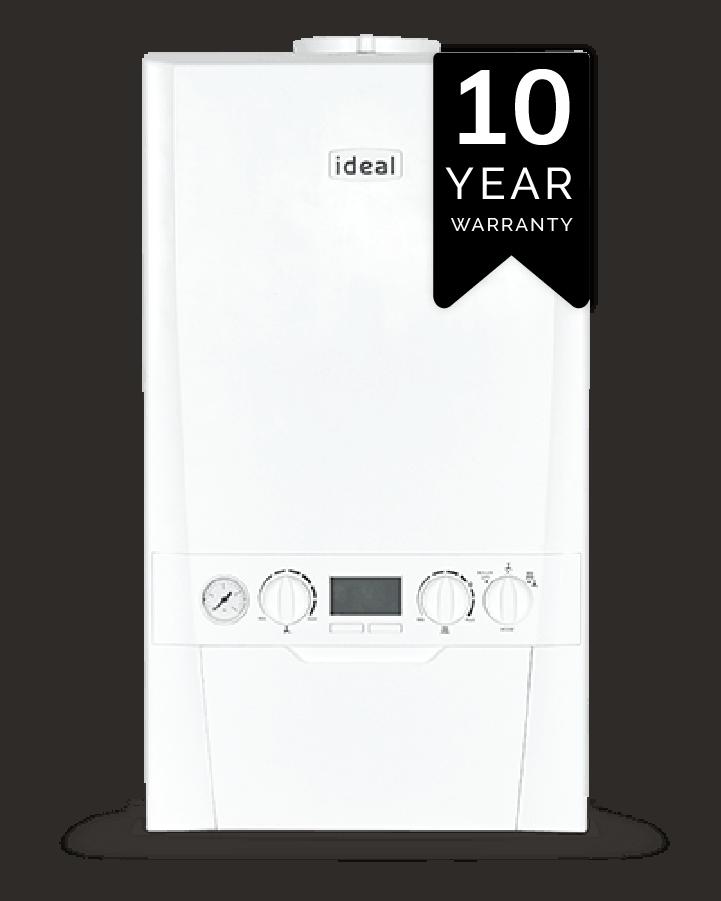 Ideal Logic Plus Boiler