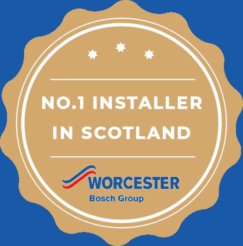 Worcester Bosch Installer Number 1